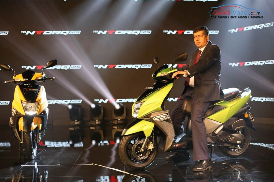 TVS NTorq 125 Launched In India - Price, Specs, Engine, Mileage, Pics, Features, Top Speed, Booking 2