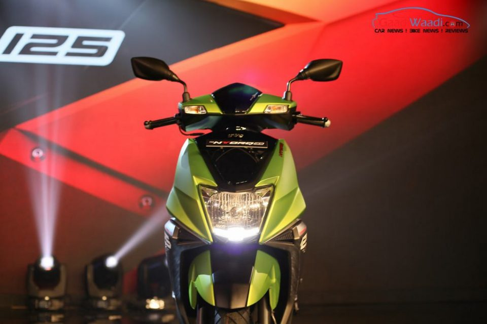 TVS NTorq 125 Launched In India - Price, Specs, Engine, Mileage, Pics, Features, Top Speed, Booking 5