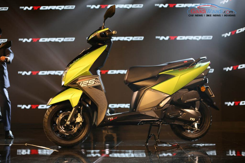 TVS NTorq 125 Launched In India - Price, Specs, Engine, Mileage, Pics, Features, Top Speed, Booking 8