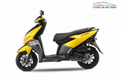 TVS NTorq 125 Launched In India - Price, Specs, Engine, Mileage, Pics, Features, Top Speed, Booking, Styling