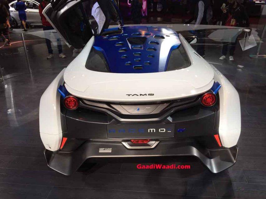 Tata Tamo Racemo Auto Expo 2018
