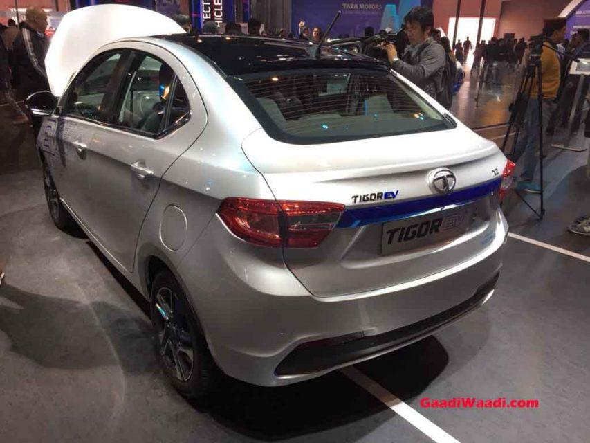 Tata Motors Planning to Set Up EV Manufacturing Plant In Andhra Pradesh