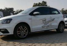 Volkswagen Legendary Test Drive Delhi 1