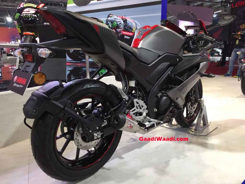 Yamaha R15 V3 Accessories And Racing Kit Prices Revealed