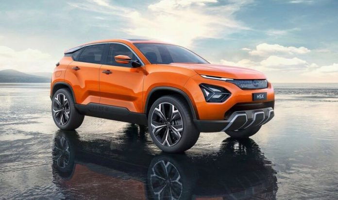 tata h7x 7 seater suv (tata motors new launches)