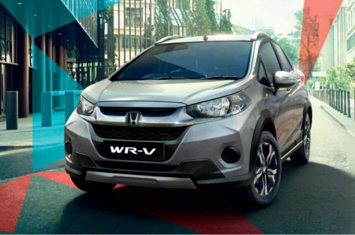 2018 Honda WR-V Edge Edition launched - Price, Engine, Specs, Features, Interior