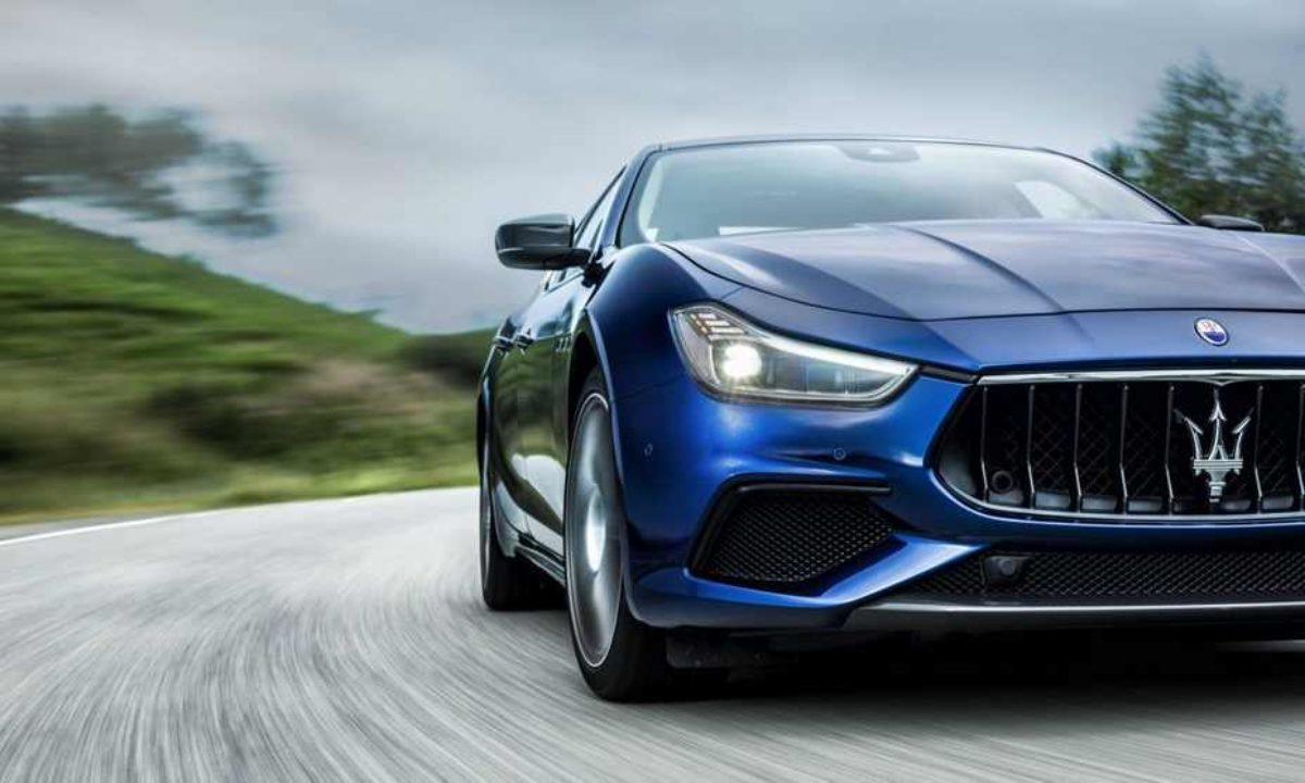 Restyled 2018 Maserati Ghibli Launched In India Priced From 1 33 Crore