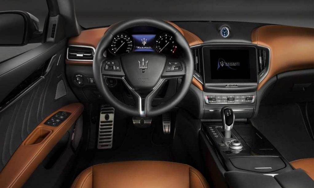 2018 Maserati Ghibli Launched In India - Price, Engine, Specs, Top Speed, Features, Interior 2
