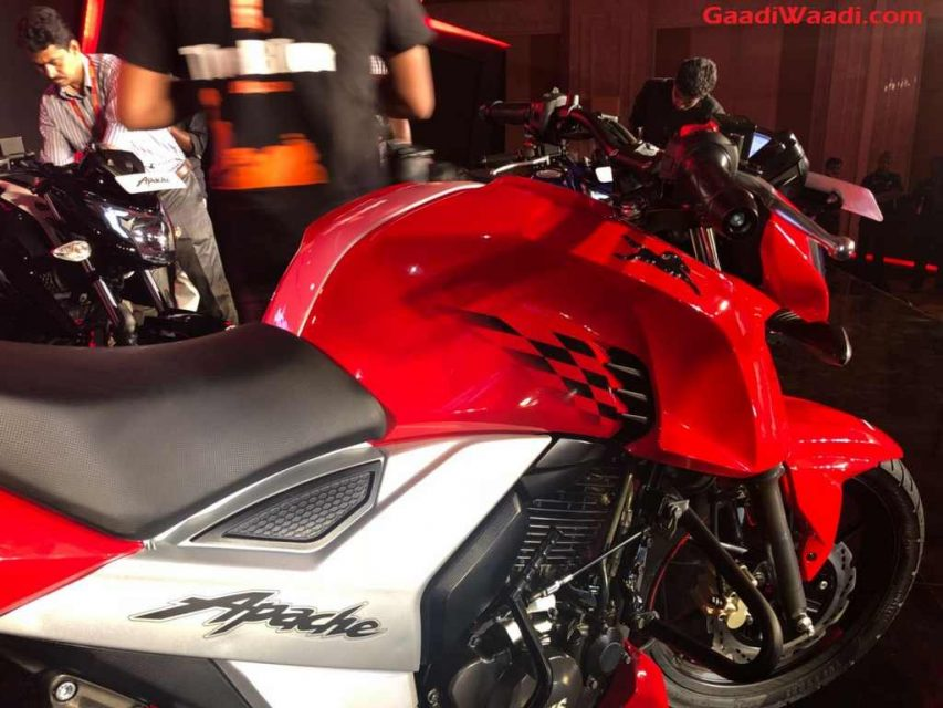 2018 TVS Apache RTR160 Launched In India - Price, Engine, Specs, Mileage, Features, Booking, Top Speed 1