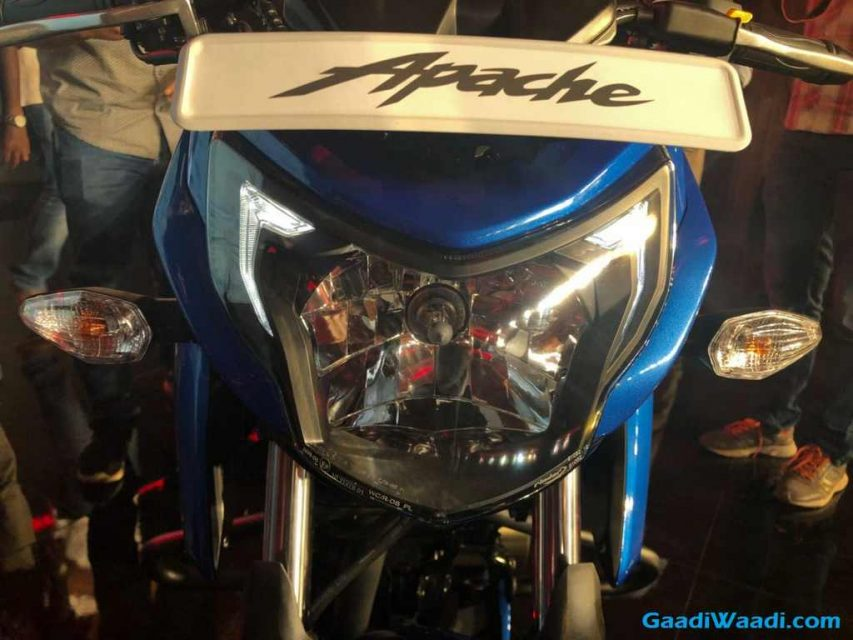 2018 TVS Apache RTR160 Launched In India - Price, Engine, Specs, Mileage, Features, Booking, Top Speed, Design 5