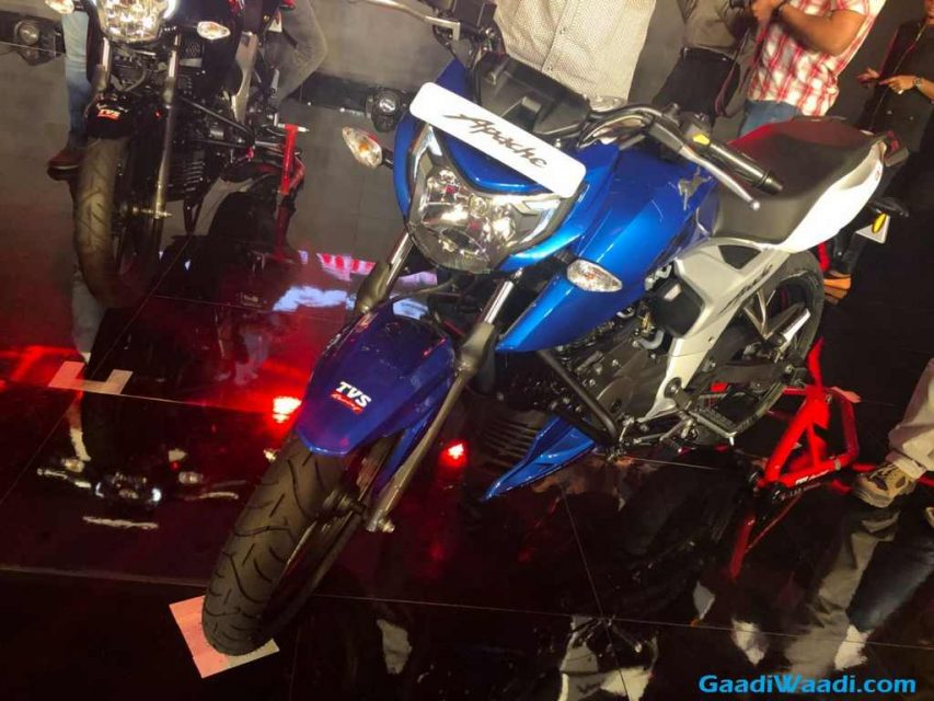 2018 TVS Apache RTR160 Launched In India - Price, Engine, Specs, Mileage, Features, Booking, Top Speed, Design 6