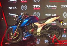 2018 TVS Apache RTR160 Launched In India - Price, Engine, Specs, Mileage, Features, Booking, Top Speed, Design, Tyre, Brake 2