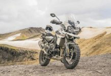2018 Triumph Tiger 1200 India Launch, Price, Engine, Specs, Features, Booking