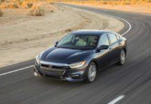 2019 Honda Insight Front