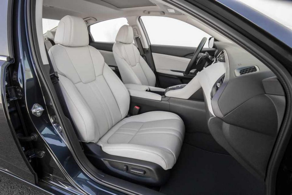 2019 Honda Insight Interior Seats 1