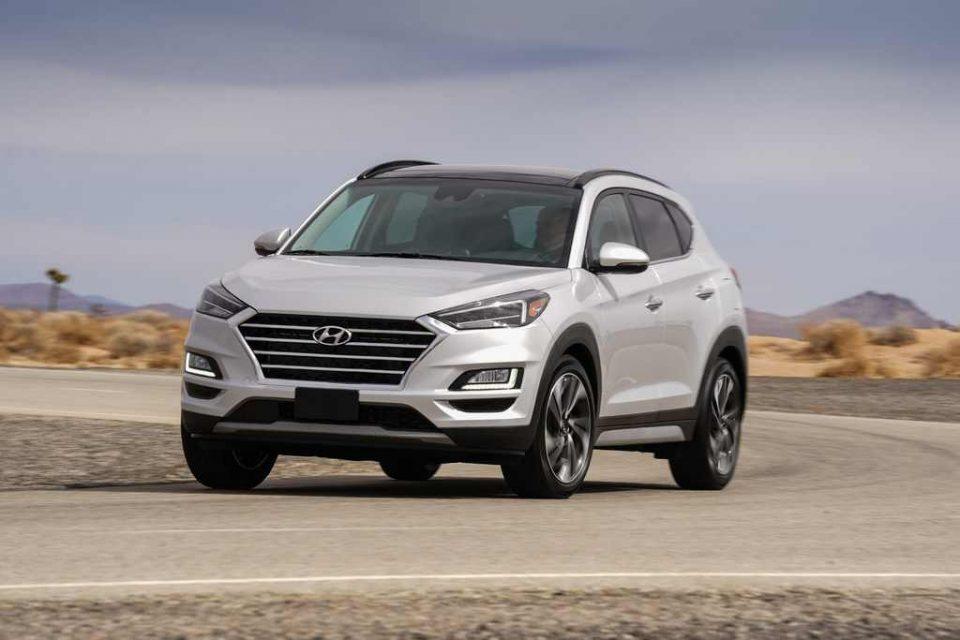 2019 Hyundai Tucson Facelift 1 (hyundai tucson diesel mild hybrid)