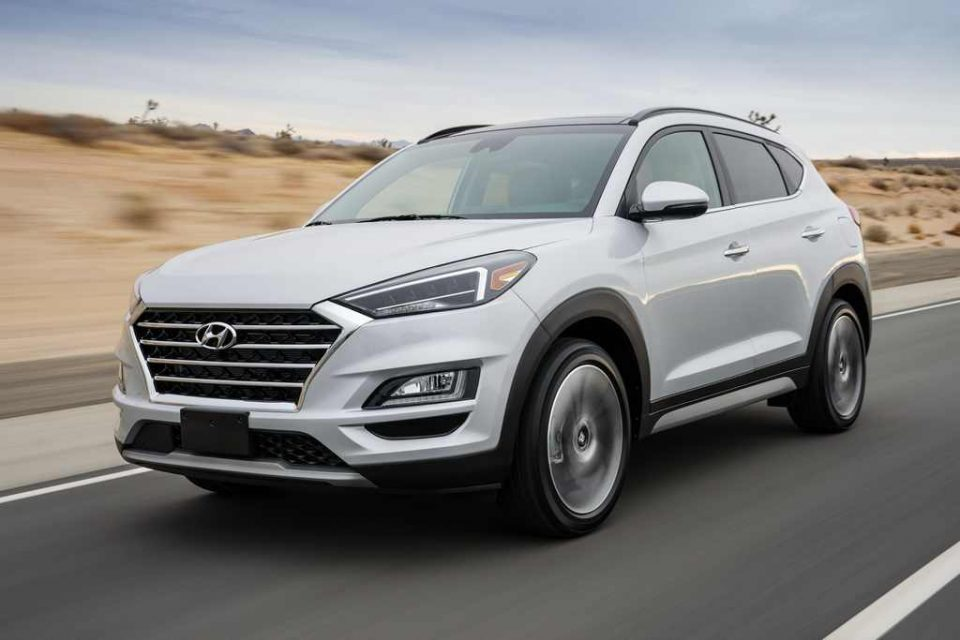 india bound 2019 hyundai tucson facelift unveiled at nyias. Black Bedroom Furniture Sets. Home Design Ideas