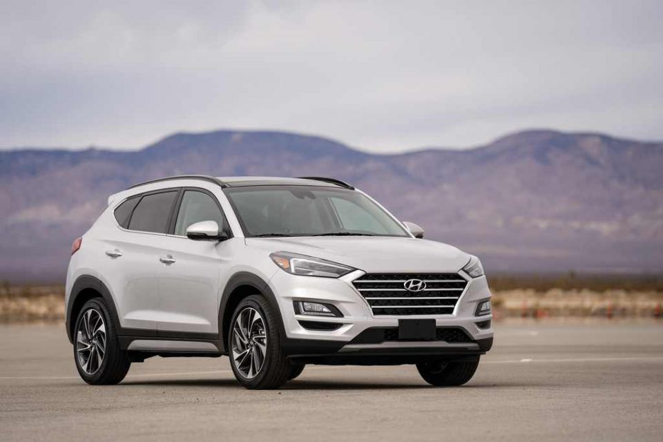 2019 Hyundai Tucson Facelift