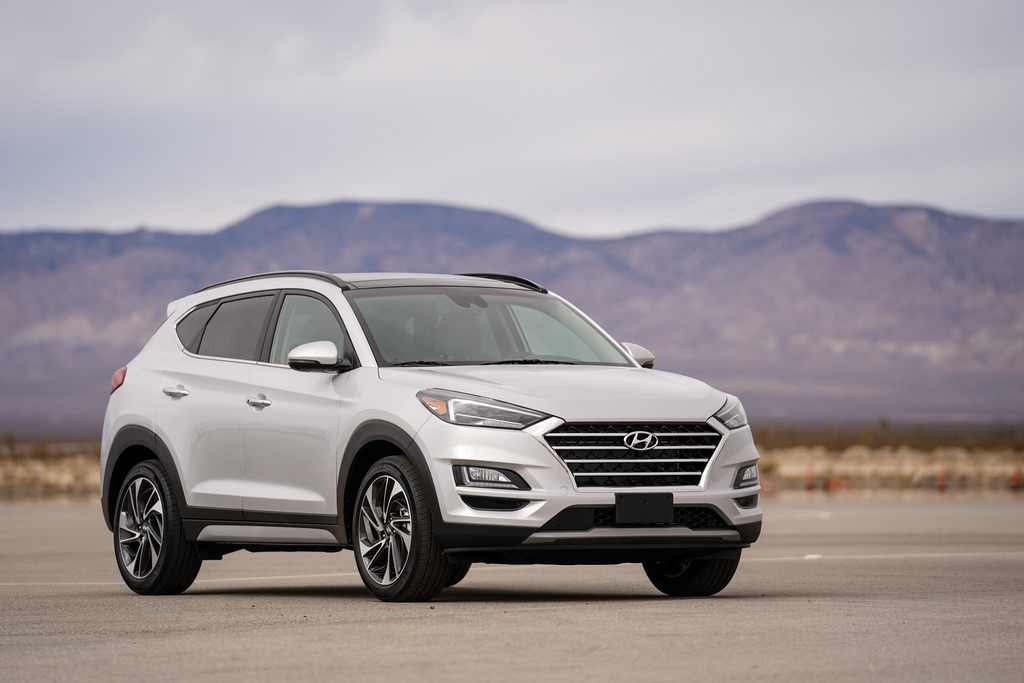 Hyundai reveals new Tucson with upgraded engines and new driver assists