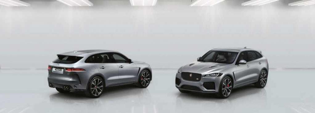 2019 Jaguar F-Pace SVR 1