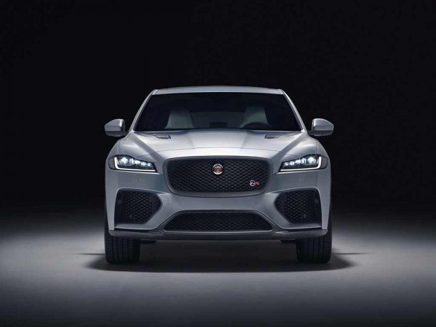 2019 Jaguar F-Pace SVR 2