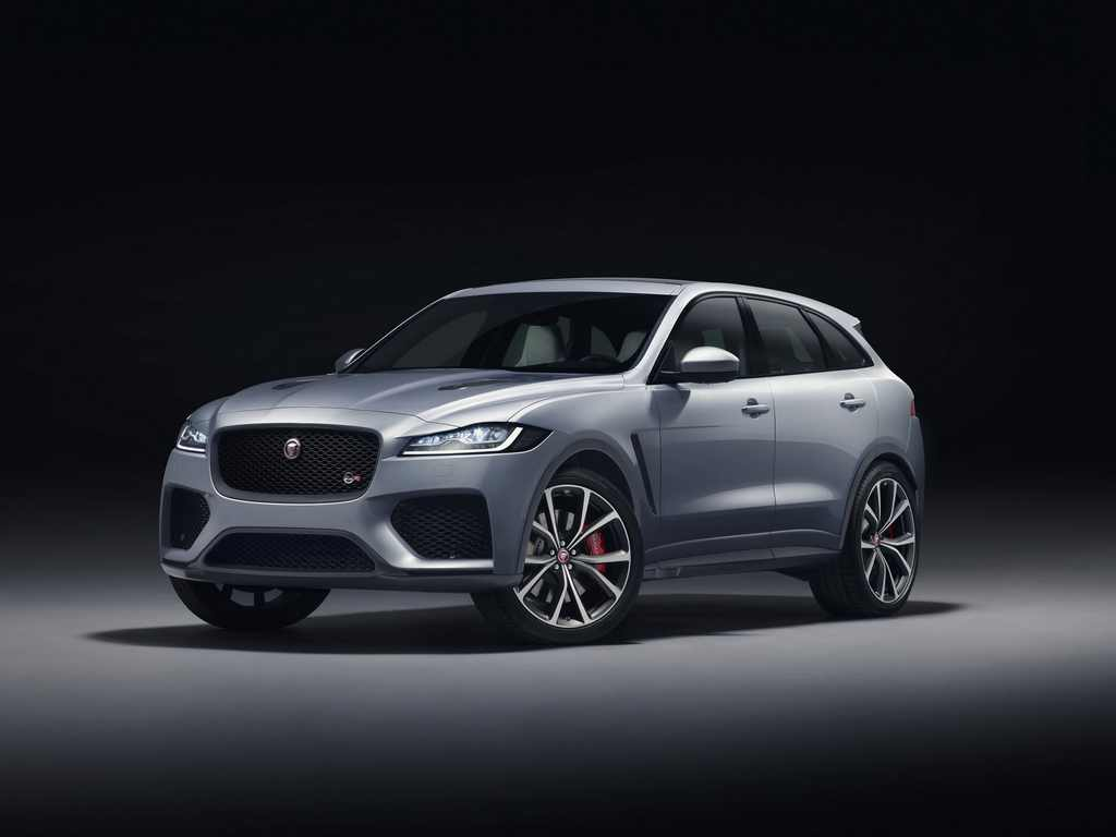 2019 Jaguar F-Pace SVR: News, Design, Engine, Price >> 2019 Jaguar F Pace Svr Breaks Cover With 542 Hp V8 Engine