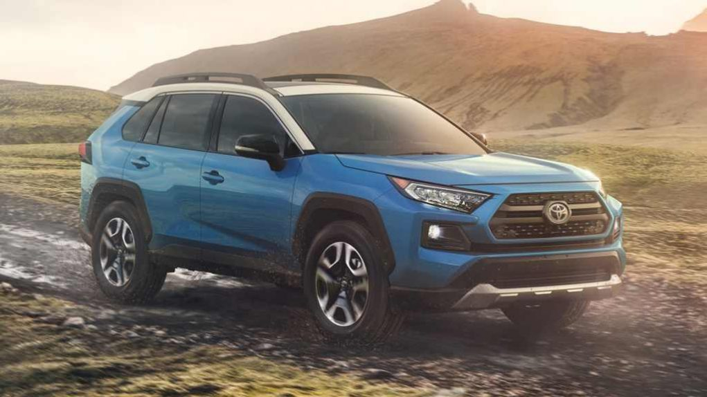 2019 Toyota RAV4 (Jeep Compass Rival) Revealed With Significant Updates