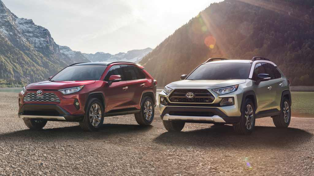 2019 Toyota RAV4 (Jeep Compass Rival) Revealed With ...