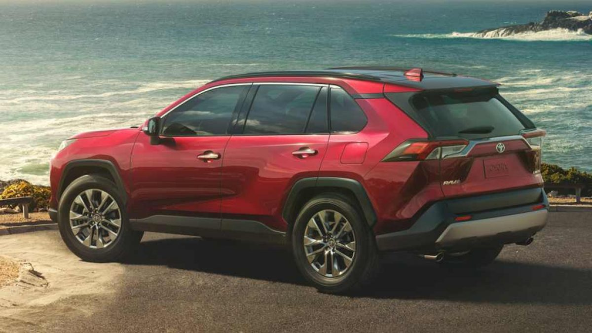 5 Global Cars Toyota Should Launch In India Rav4 To Highlander