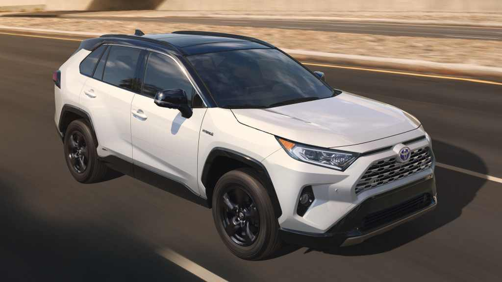 2019 Toyota Rav4 Jeep Compass Rival Revealed With