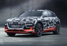 India Bound Audi E Tron