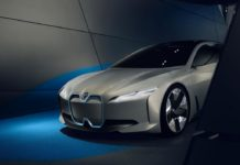 BMW i Vision Dynamics Concept (BMW i4 Production Model)