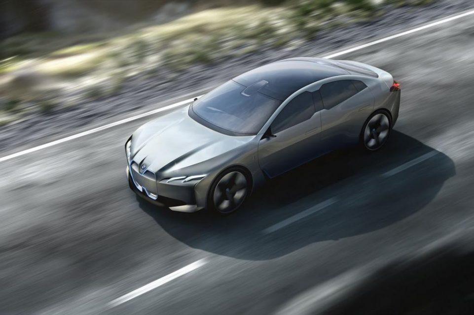 BMW i Vision Dynamics Concept (BMW i4 Production Model) 6