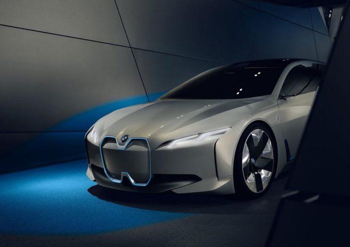 BMW i Vision Dynamics Concept (BMW i4 Production Model)