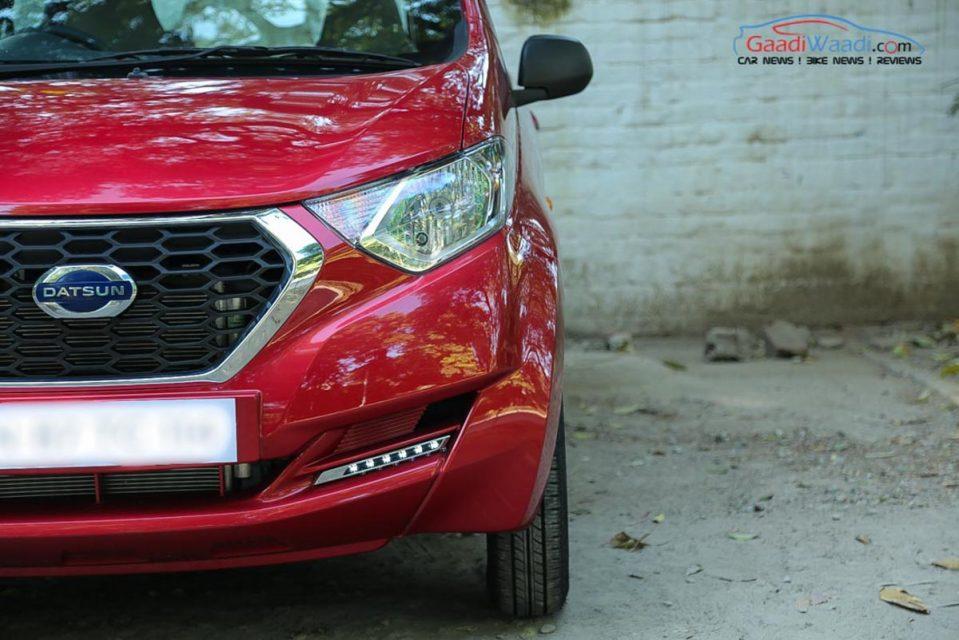 Datsun Automatic Test Drive Challenge13