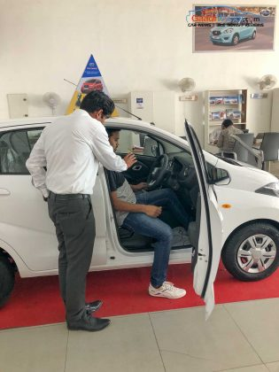 Datsun Automatic Test Drive Challenge2