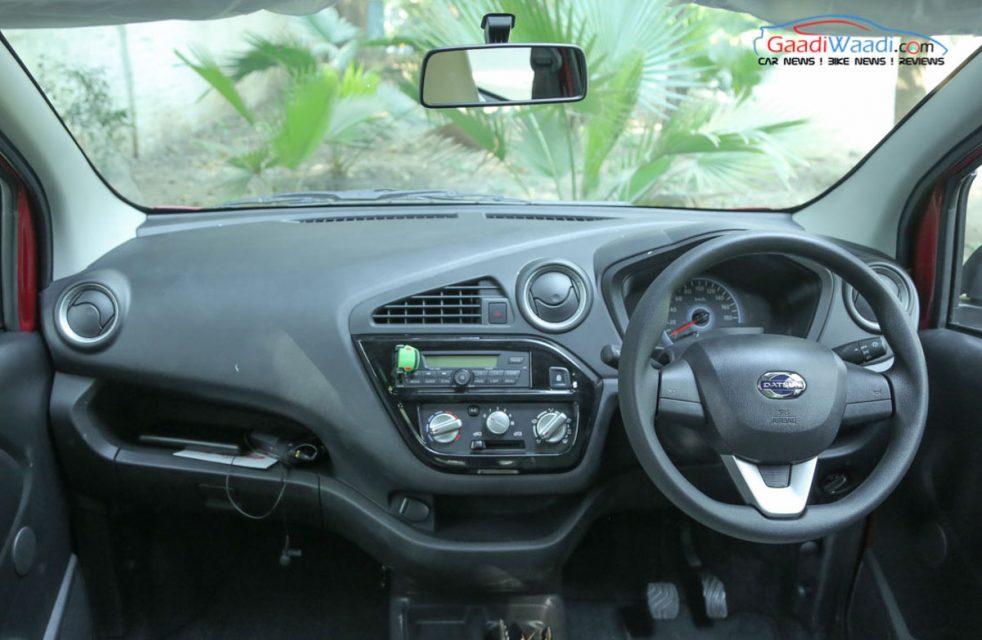 Datsun Automatic Test Drive Challenge23