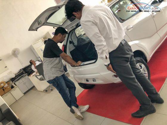 Datsun Automatic Test Drive Challenge5