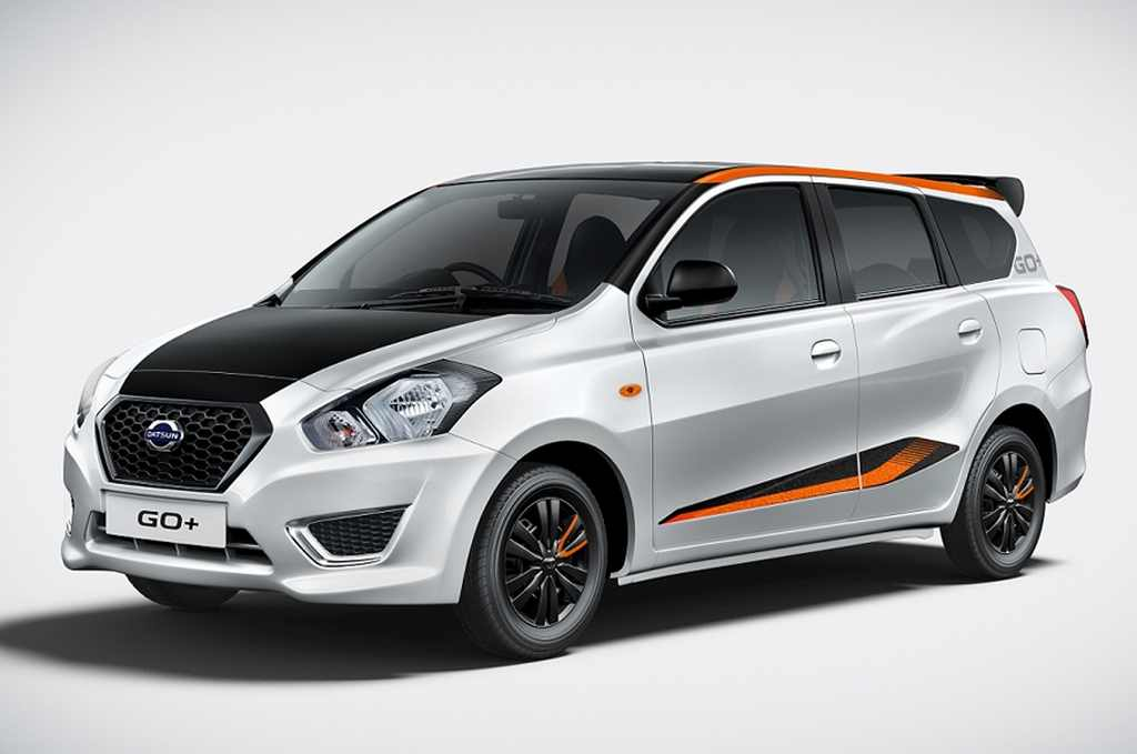 Datsun Launches Remix Editions Of Go And Go+ In India