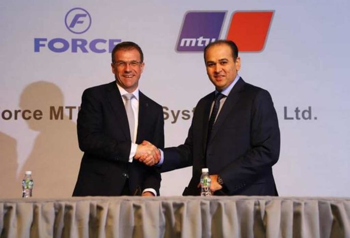 Force Motors And Rolls-Royce Power Systems Partner For Engine Production