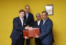 Mahindra and Ford Sign Partnership Deal (ford-mahindra midsize suv)
