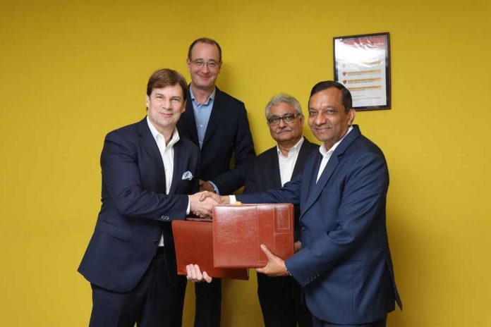 Mahindra and Ford Sign Partnership Deal (ford-mahindra midsize suv)