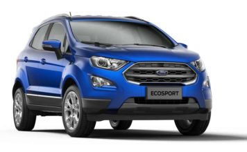 Ford EcoSport Titanium+ Petrol With 5-Speed MT Launched At Rs. 10.47 Lakh