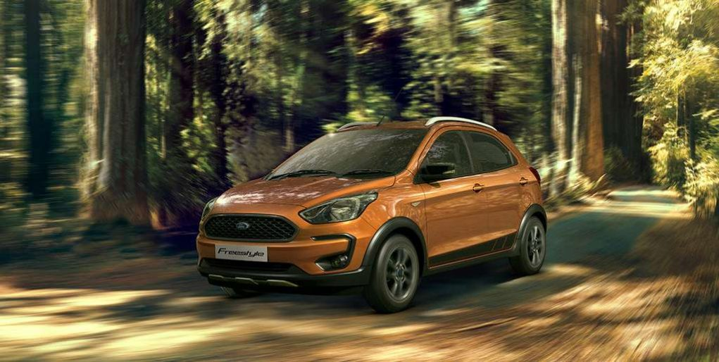 Ford Freestyle India 1