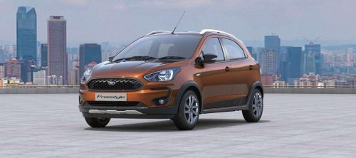Ford Freestyle India 4