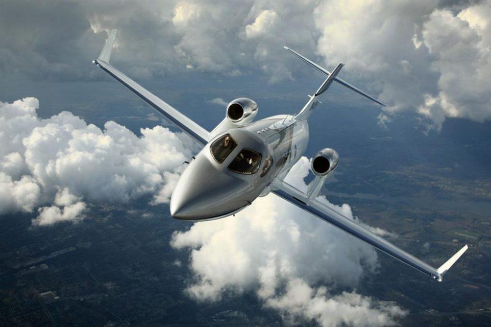 HondaJet India Aviation Business Light Aircraft