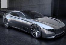 Hyundai Le Fil Rouge Concept Front Fascia