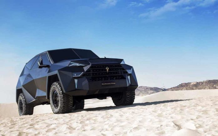Karlmann King World's Most Expensive SUV In The World