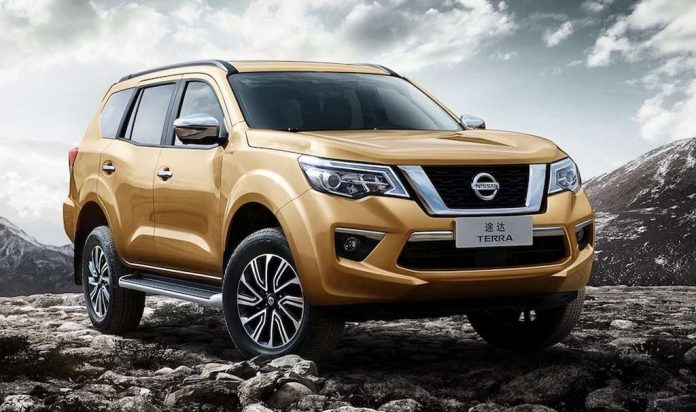 Nissan Terra India