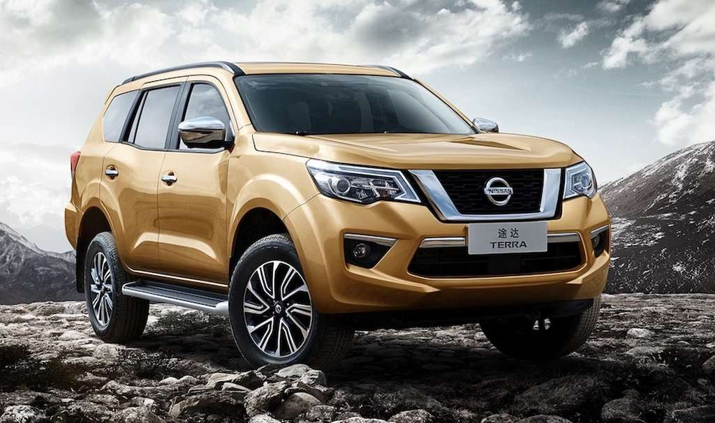 2018 Nissan Terra SUV Launch, Price, Engine, Specs ...